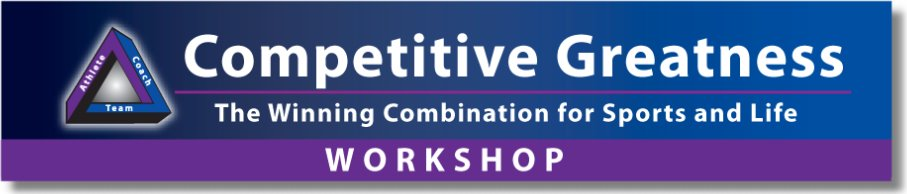 Competitive Greatness Workshop